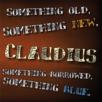 Claudius Konrad - Something old, something new, something borrowed, something blue